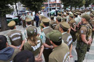 Delitos de Mayor Connotación Social registran una baja en el primer semestre en la región de Valparaíso