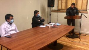 Alcaldes de Calle Larga y Catemu dan positivo a examen de coronavirus